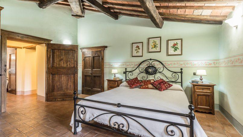 Country house Torre Incantata Tuscany Monterchi 6