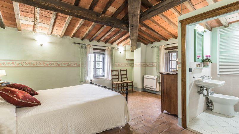 Country house Torre Incantata Tuscany Monterchi 8