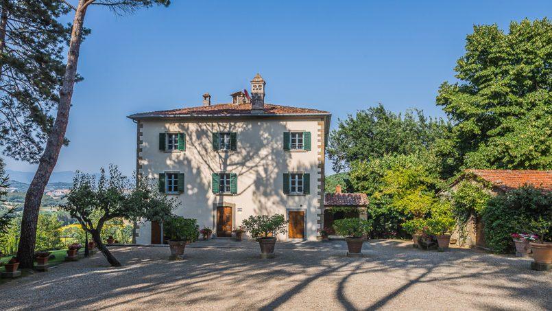 Tuscan luxury Villa Cerfone Monterchi Arezzo 12