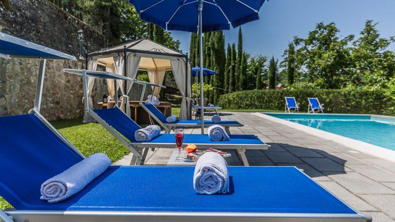Tuscan luxury Villa Cerfone Monterchi Arezzo 14