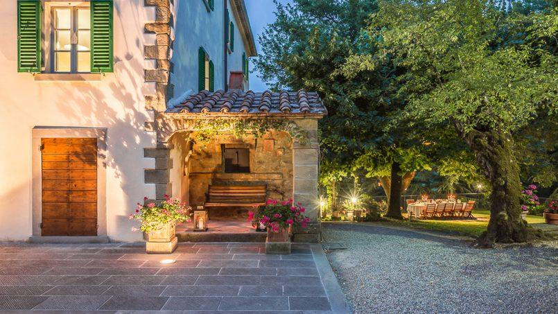 Tuscan luxury Villa Cerfone Monterchi Arezzo 18