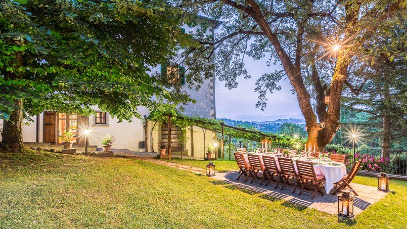 Tuscan luxury Villa Cerfone Monterchi Arezzo 19