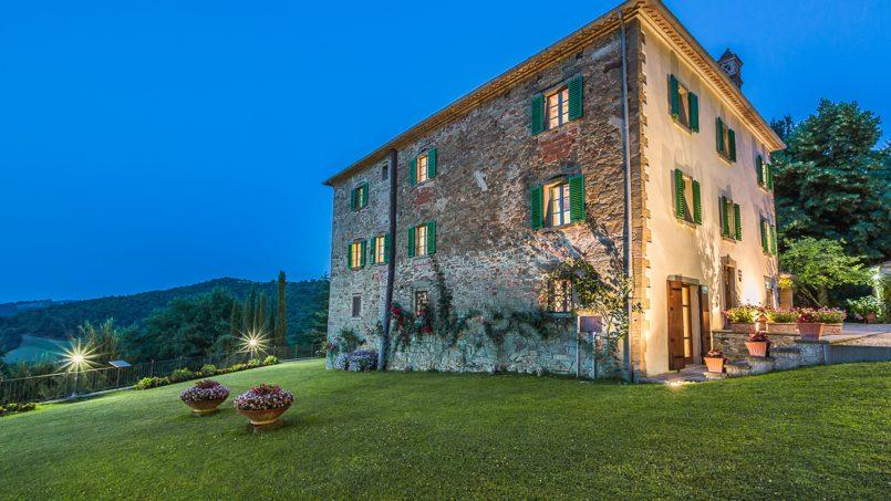 Tuscan luxury Villa Cerfone Monterchi Arezzo 21