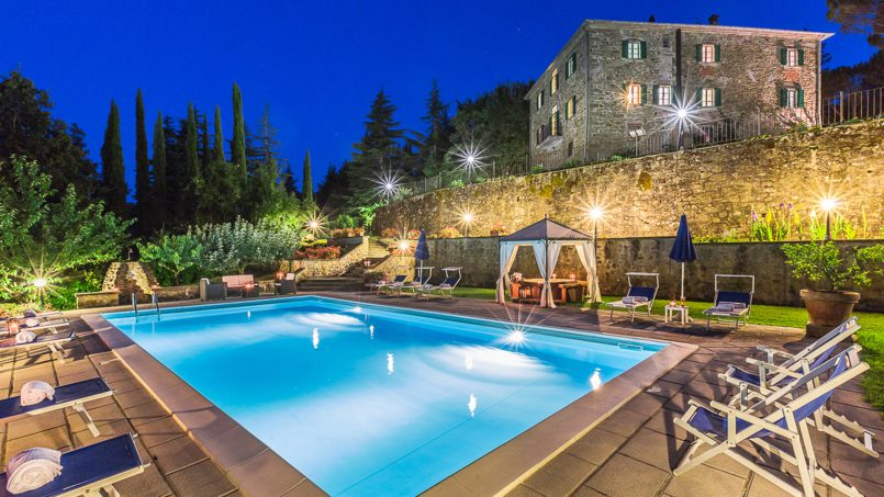 Tuscan luxury Villa Cerfone Monterchi Arezzo 24