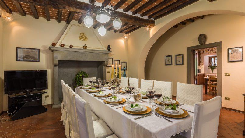 Tuscan luxury Villa Cerfone Monterchi Arezzo 29