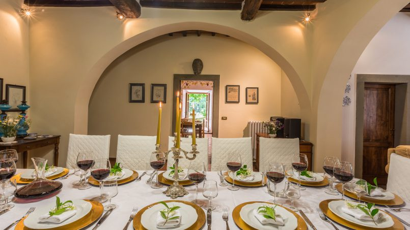 Tuscan luxury Villa Cerfone Monterchi Arezzo 30
