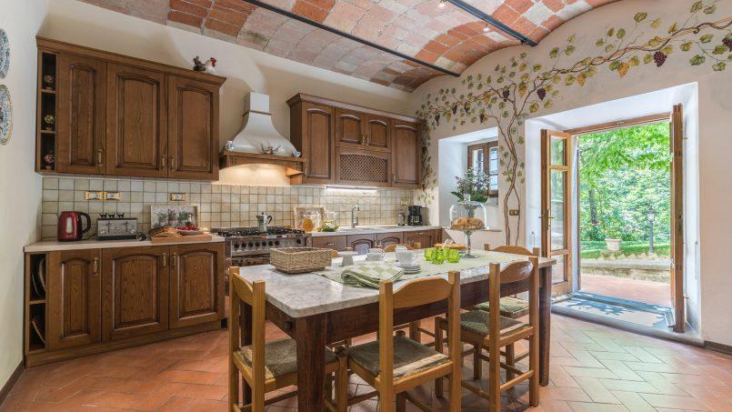 Tuscan luxury Villa Cerfone Monterchi Arezzo 32