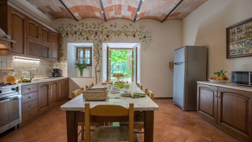 Tuscan luxury Villa Cerfone Monterchi Arezzo 33