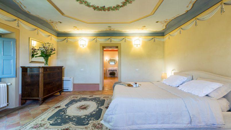 Tuscan luxury Villa Cerfone Monterchi Arezzo 39