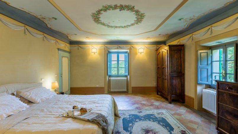 Tuscan luxury Villa Cerfone Monterchi Arezzo 40