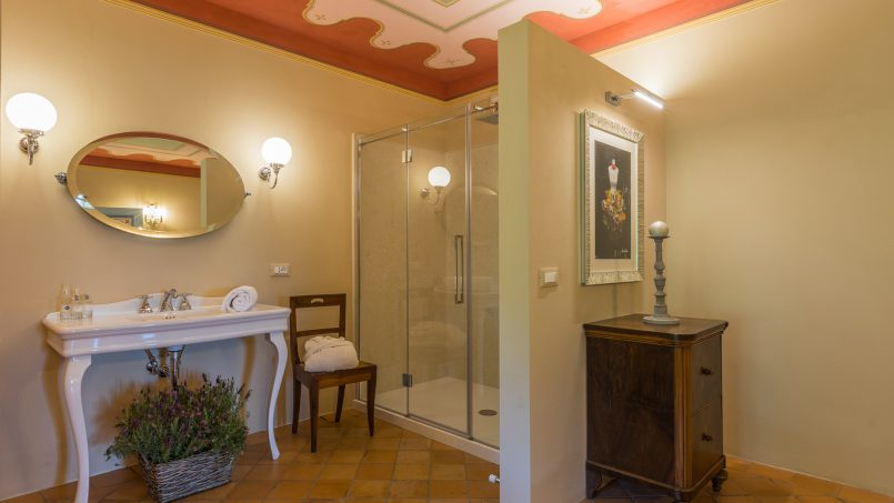 Tuscan luxury Villa Cerfone Monterchi Arezzo 42