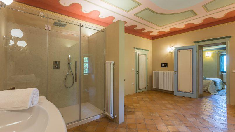 Tuscan luxury Villa Cerfone Monterchi Arezzo 44
