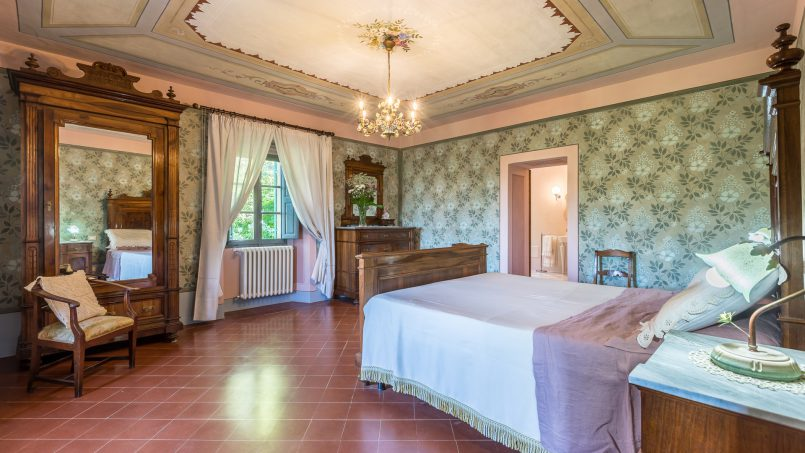 Tuscan luxury Villa Cerfone Monterchi Arezzo 45