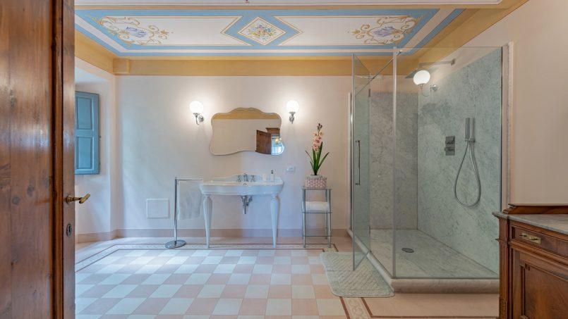 Tuscan luxury Villa Cerfone Monterchi Arezzo 47