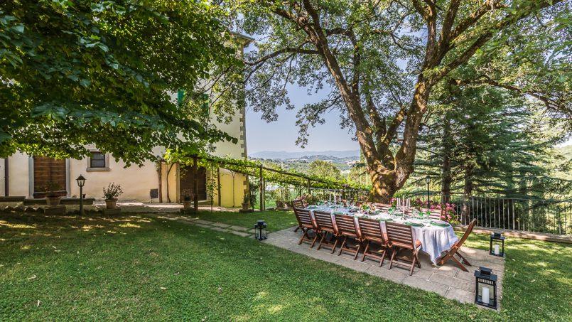 Tuscan luxury Villa Cerfone Monterchi Arezzo 5