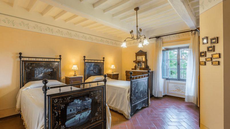 Tuscan luxury Villa Cerfone Monterchi Arezzo 54
