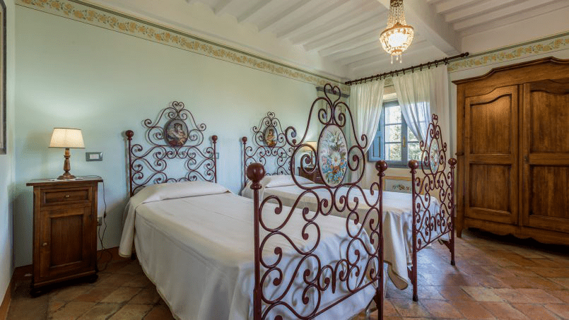 Tuscan luxury Villa Cerfone Monterchi Arezzo 56