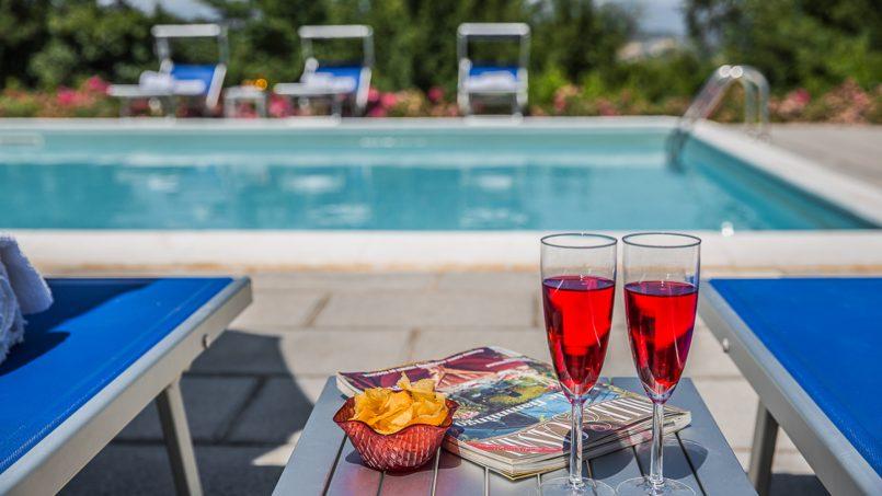 Tuscan luxury Villa Cerfone Monterchi Arezzo 9