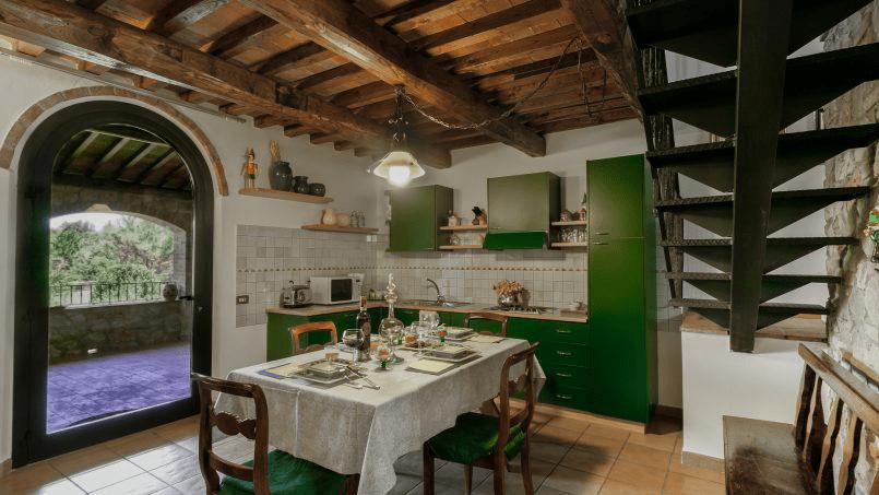 Detached farmhouse Villa Neva Tuscany Florence 12