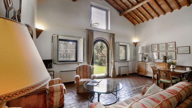 Detached farmhouse Villa Neva Tuscany Florence 16