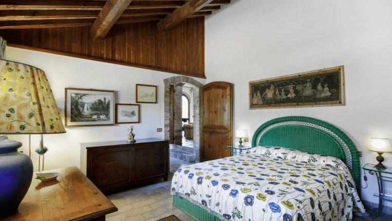 Detached farmhouse Villa Neva Tuscany Florence 18