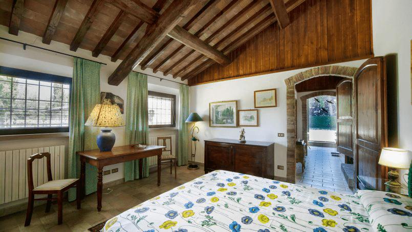 Detached farmhouse Villa Neva Tuscany Florence 19