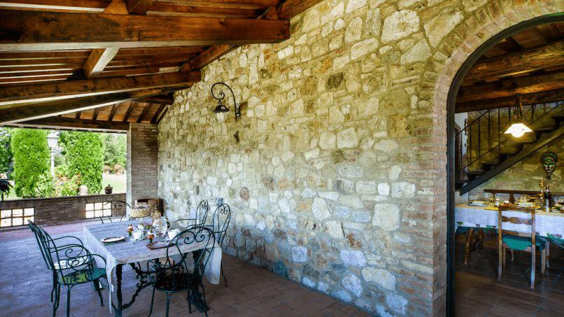 Detached farmhouse Villa Neva Tuscany Florence 24