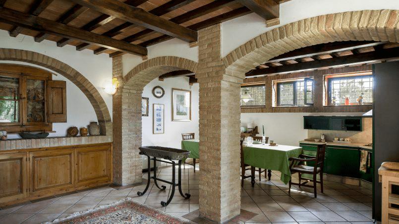 Detached farmhouse Villa Neva Tuscany Florence 29