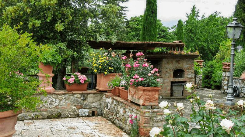 Detached farmhouse Villa Neva Tuscany Florence 3