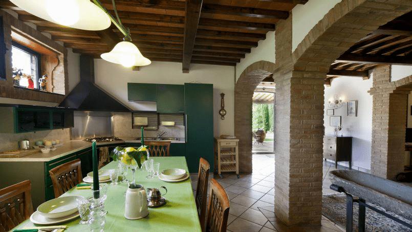 Detached farmhouse Villa Neva Tuscany Florence 31