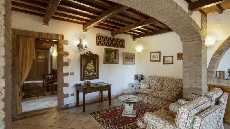 Detached farmhouse Villa Neva Tuscany Florence 32