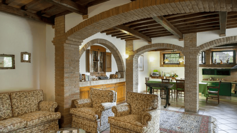 Detached farmhouse Villa Neva Tuscany Florence 33