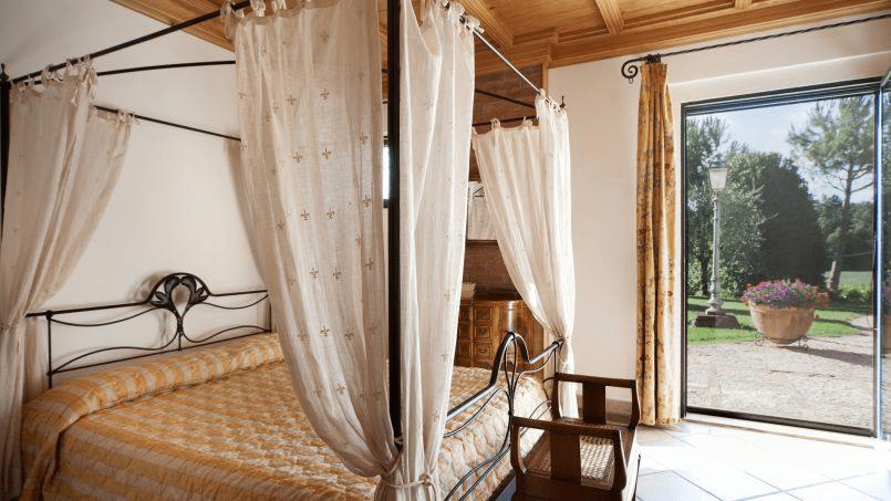 Detached farmhouse Villa Neva Tuscany Florence 39