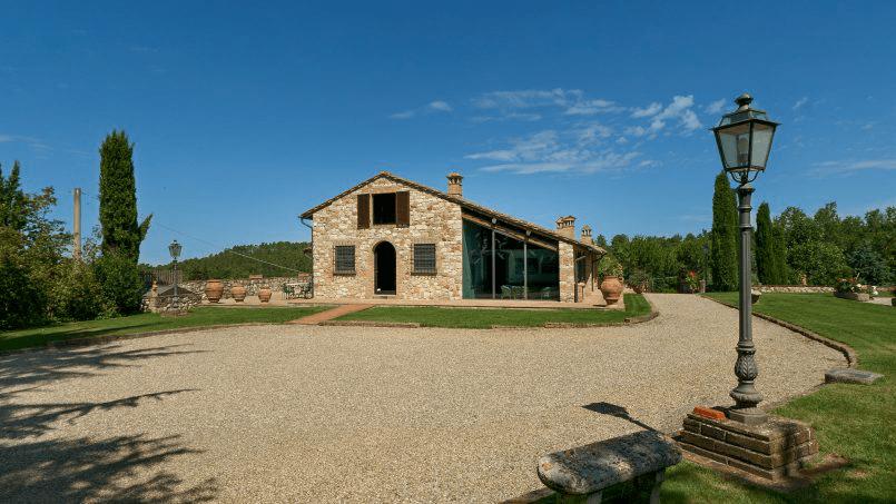 Detached farmhouse Villa Neva Tuscany Florence 5
