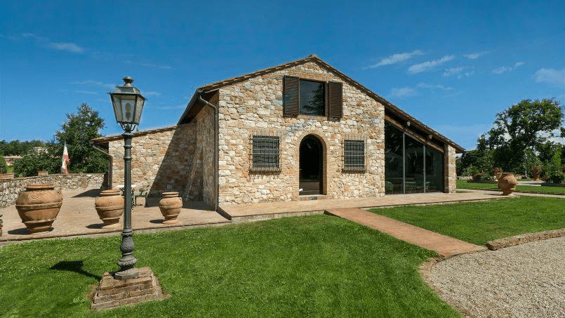 Detached farmhouse Villa Neva Tuscany Florence 6