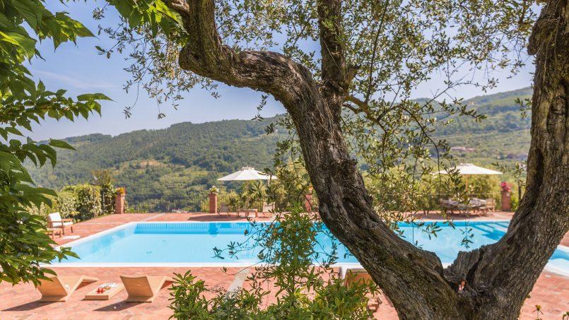 Tuscan luxury Villa Nevola Monsummano Terme 10