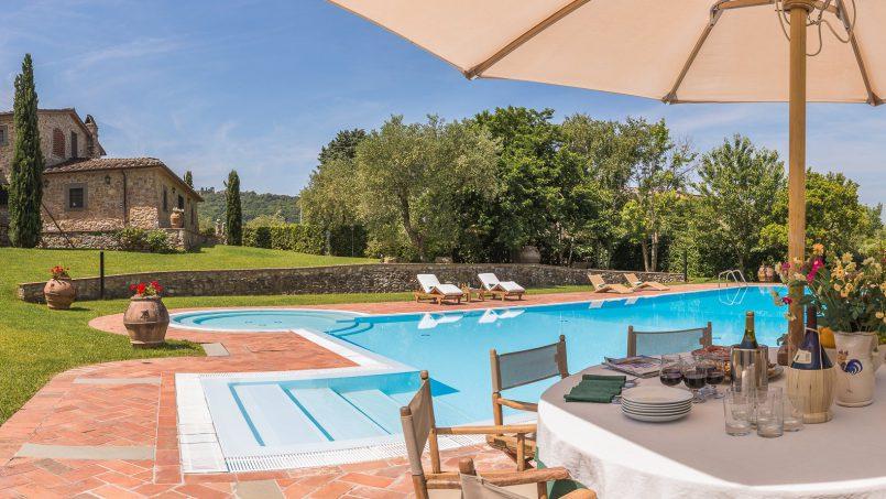 Tuscan luxury Villa Nevola Monsummano Terme 11