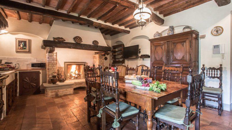 Tuscan luxury Villa Nevola Monsummano Terme 14