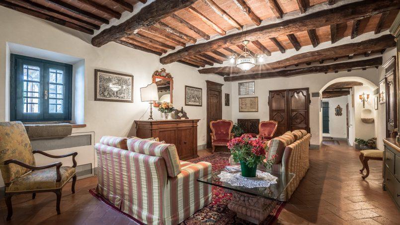 Tuscan luxury Villa Nevola Monsummano Terme 17
