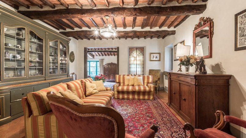 Tuscan luxury Villa Nevola Monsummano Terme 18