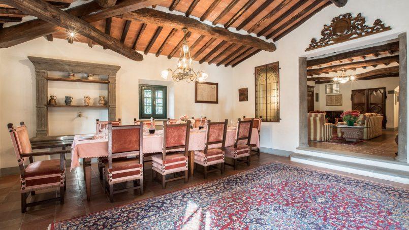 Tuscan luxury Villa Nevola Monsummano Terme 29
