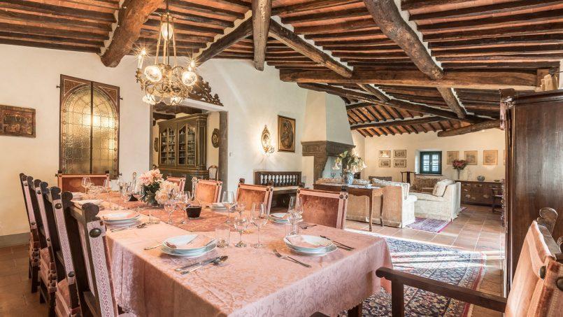 Tuscan luxury Villa Nevola Monsummano Terme 21