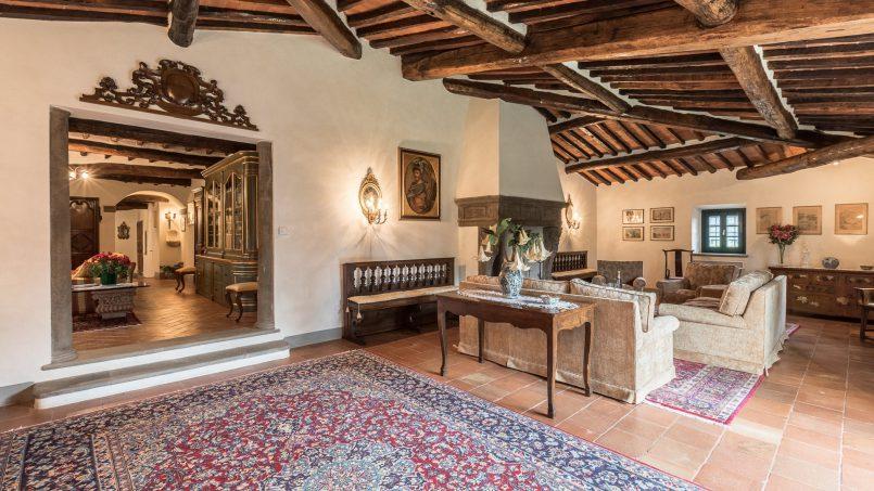 Tuscan luxury Villa Nevola Monsummano Terme 22