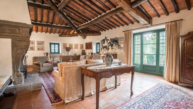 Tuscan luxury Villa Nevola Monsummano Terme 23