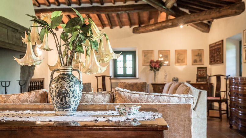 Tuscan luxury Villa Nevola Monsummano Terme 24