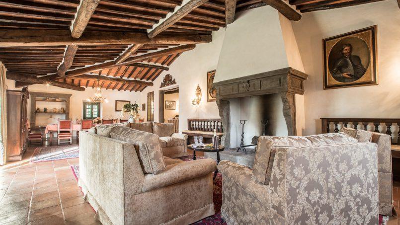 Tuscan luxury Villa Nevola Monsummano Terme 26
