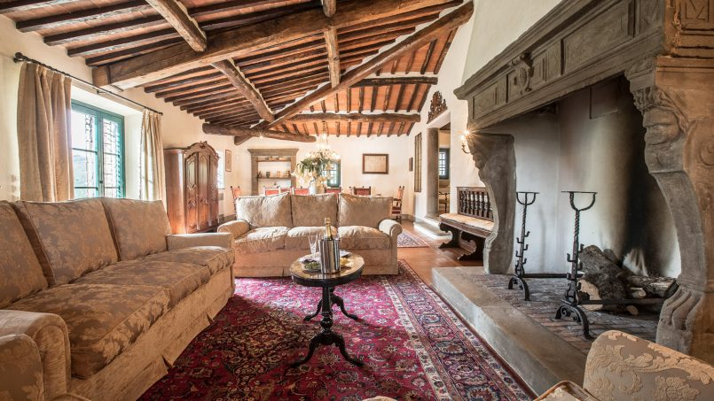 Tuscan luxury Villa Nevola Monsummano Terme 27