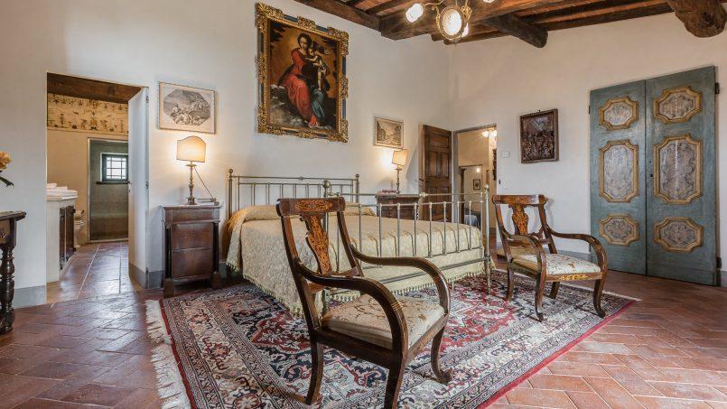 Tuscan luxury Villa Nevola Monsummano Terme 34