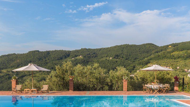 Tuscan luxury Villa Nevola Monsummano Terme 4