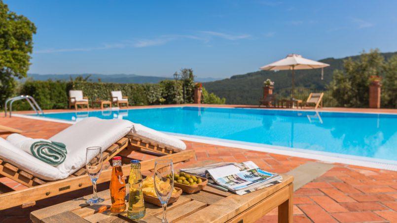 Tuscan luxury Villa Nevola Monsummano Terme 5